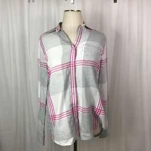 Stylus Button up Top Size Small